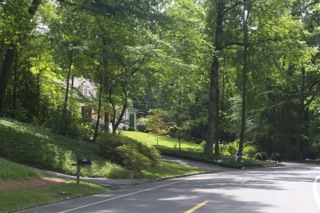 Brookhaven Streetscape
